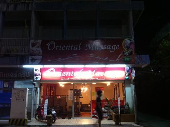 Oriental Massage Phuket: oriental massage