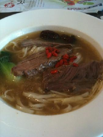 Kang ShiFu SiFang Beef Noddle (WuLin Road)