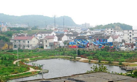 Yuzhan Minsu: 眺望见的景色