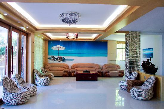 Hailangyu Seaview Hotel: 酒店大堂