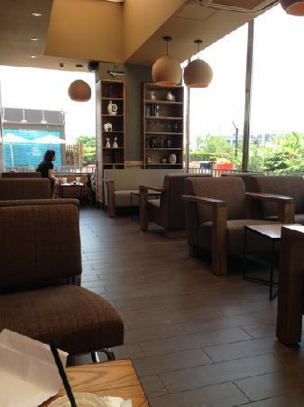 Starbucks ShangHai BinJiang