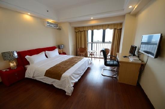 Wanda Shangpinyan Hotel: 豪华单标2