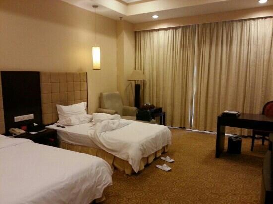 Royal Hotel : 山景双标房