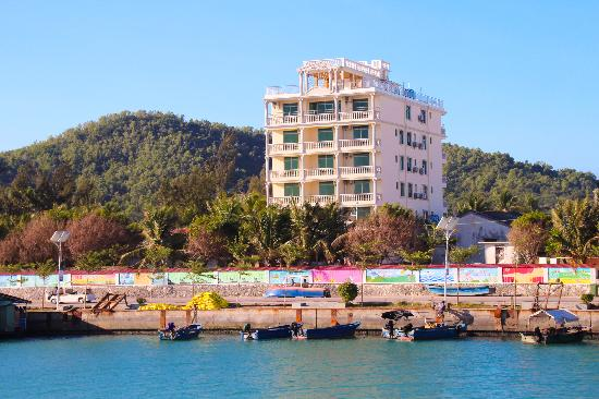 Hailangyu Seaview Hotel: 酒店外观