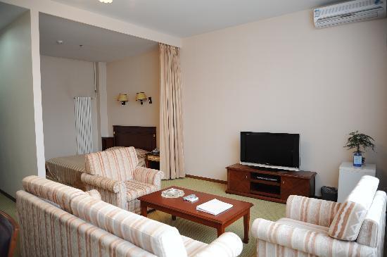 Shidu Tianyow Hotel: 单人间