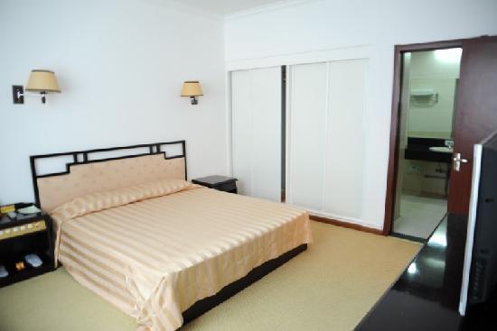 Shidu Tianyow Hotel: 客房