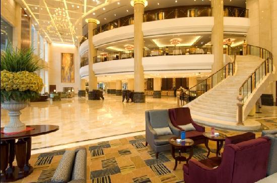 Yilong Grand Hotel: 酒店大堂