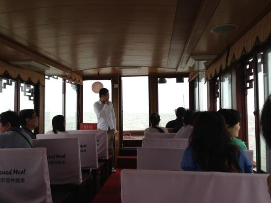 Huzhou Taihu Lake Paradise : 游船