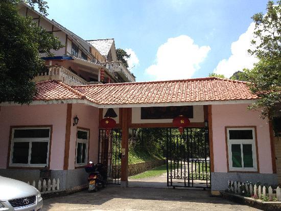 Longmen Nankun Mountain New Taoyuan Resort: img_0682