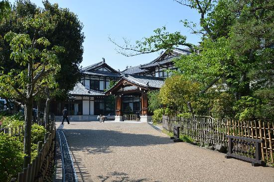 Nara Hotel: 大门
