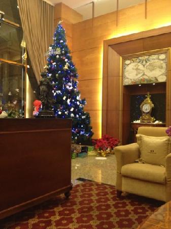 Hualien Charming City Hotel: 饭店大厅