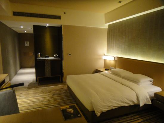 Hyatt Regency Chongqing Hotel : 客房