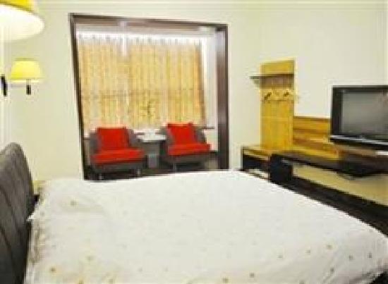 Baike Hotel Zhumadian : 大床房
