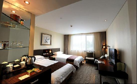 Peixin Hotel Xiaotangshan Conference Center: 客房