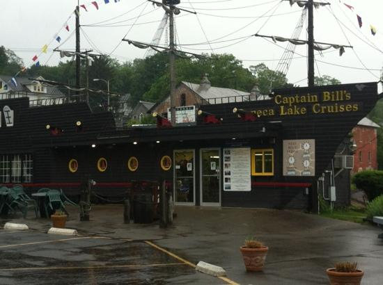 Captain Bill's Seneca Lake: Captain bill's