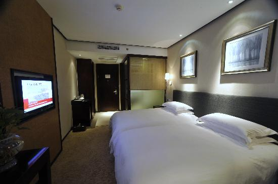 Byland Hotel : 豪华标间