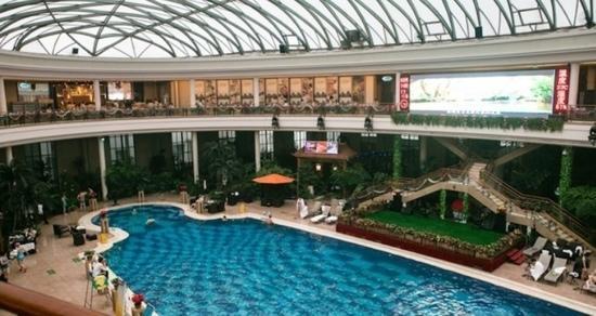 Yunheyuan Hotel: 温泉