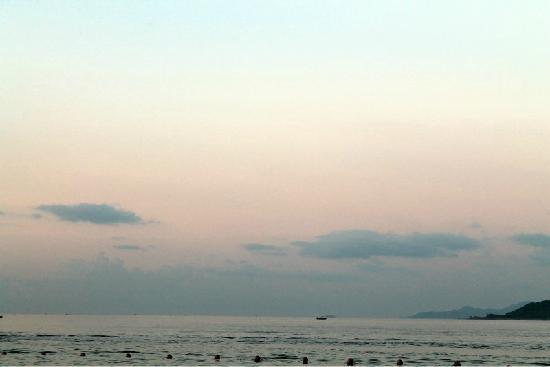 Shenzhen Jinshawan Resort: 晨起的金沙湾