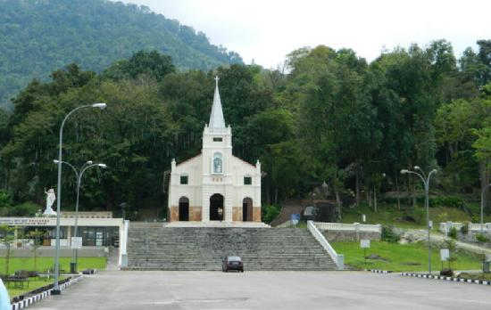马来西亚Bukit Mertajam: St. Anne's Church