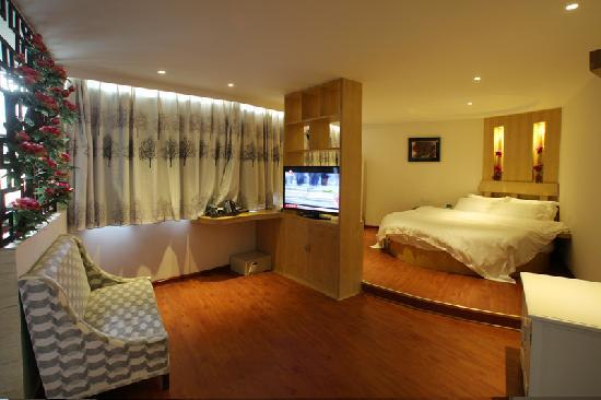 Best Eastern Hotel: 豪华情趣房