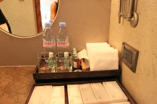 Villa 32: 饮用水。。。