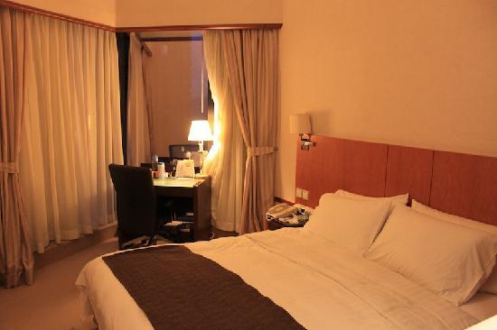 Island Pacific Hotel: 卧室