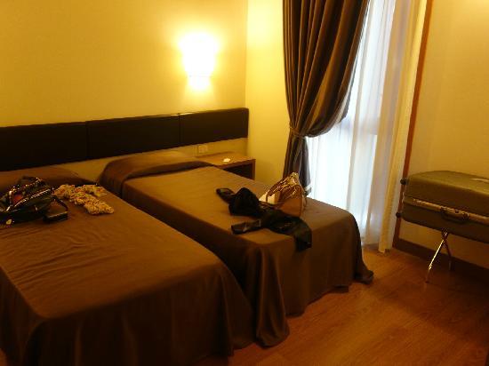 Hotel Villa Costanza: 房间很安静,也很干净