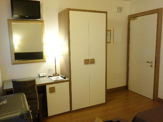 Hotel Villa Costanza: 装修很简约