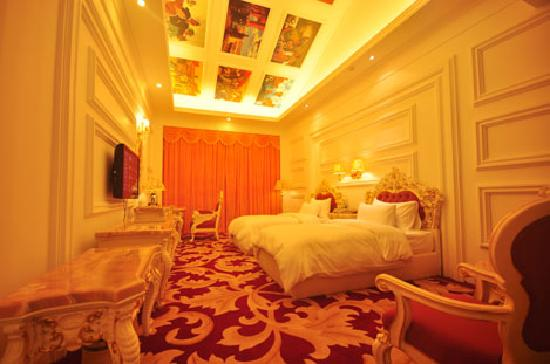 Sheng Di Hotel : 豪华标准间
