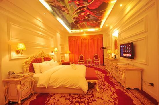Sheng Di Hotel : 豪华单人间