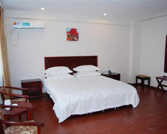 GreenTree Inn Hangzhou East Genshan Road Business Hotel: 客房