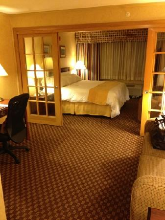 Radisson Hotel Providence Airport: 客房