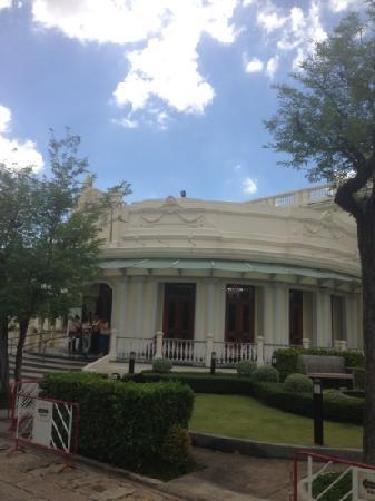 Queen Sirikit Museum of Textiles: 外观
