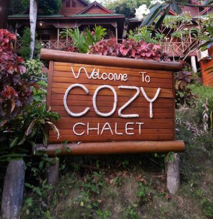 New Cocohut & Cozy Chalets: Cozy