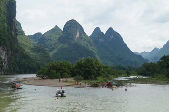 Yangshuo Historic Landscape Park: v