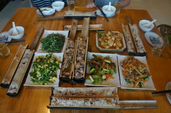 Longji Longsheng Tianti Inn