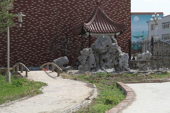 Dashiqiao, Chiny: 这是凉亭