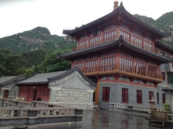 Beijing Longquan Temple: 龙泉寺
