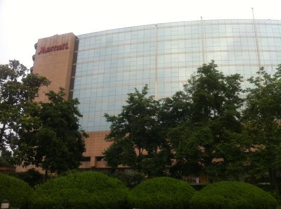 Shanghai Marriott Hotel Hongqiao: 万豪虹桥
