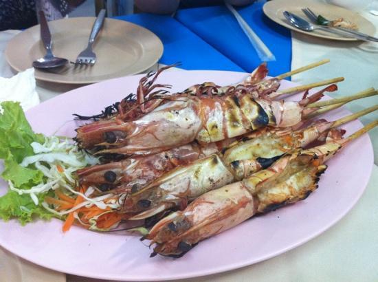 99 Seafood: 虎虾