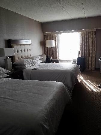 Sheraton Needham Hotel: sheraton