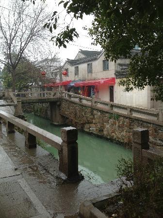 Mudu Ancient Town: 寻常人家