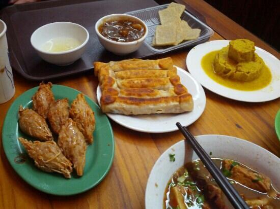 Jiumen Xiaochi: 各种老北京名小吃