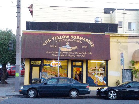 THE YELLOW SUBMARINE, San Francisco - Sunset District - Updated 2019