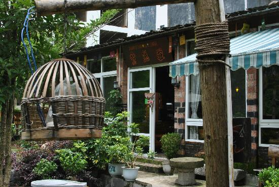 Xingping Our Inn: 庭院