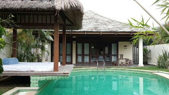 Yalong Bay Villas & Spa: 别墅整体