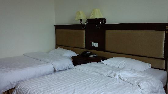 Jiahua Haiyi Hotel: 房间