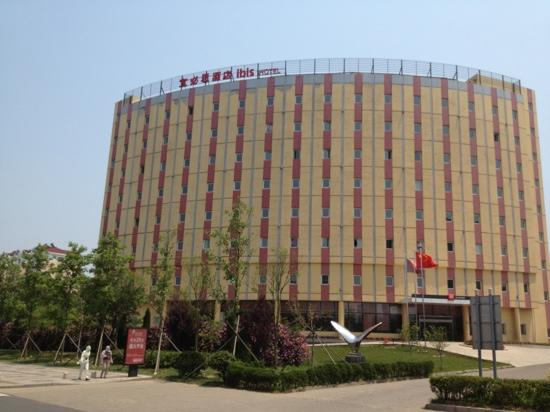Motel 168 Qingdao Development Zone Middle Changjiang Road Quzhengfu Square: 宜必思@黄岛