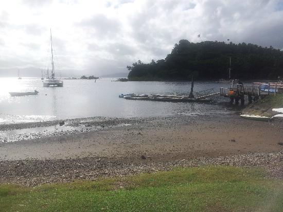 Savusavu Wok: 附近的风景