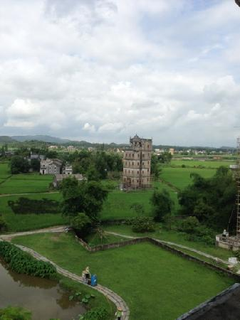 Kaiping Diaolou and Villages : 开平碉楼